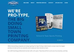 Pro-Type Printing