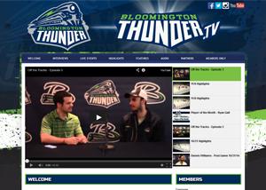 Bloomington Thunder Hockey
