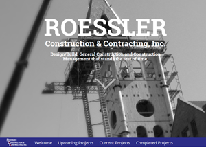 Roessler Construction & Contracting, Inc