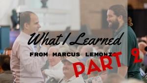 Marcus Lemonis part 2
