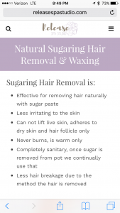 mobile_Hair Removal Service