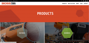BossTek - After - Products Page