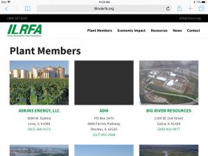 ILRFA - Tablet Plant Memeber